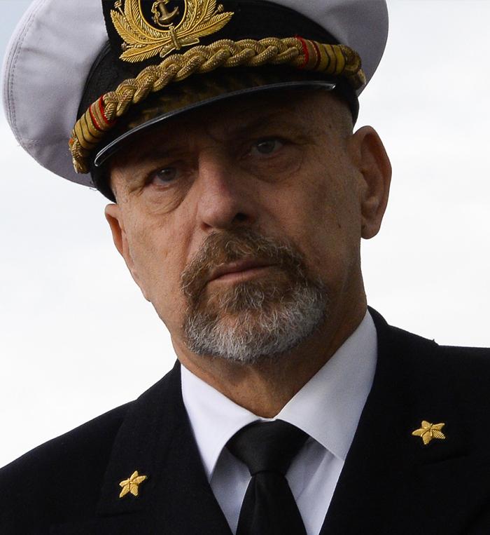 Foto di Ammiraglio Giuseppe De Giorgi