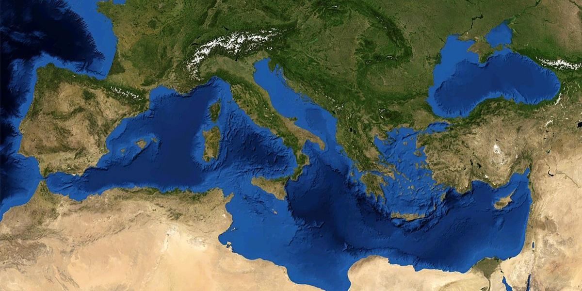 Ammiraglio Giuseppe de Giorgi - Importanza del Mare nello scenario geopolitico di nostro interesse