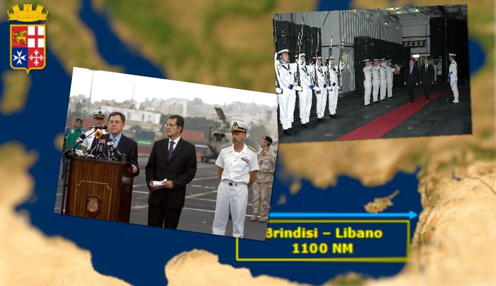 Ammiraglio Giuseppe De Giorgi - Operazione Leonte