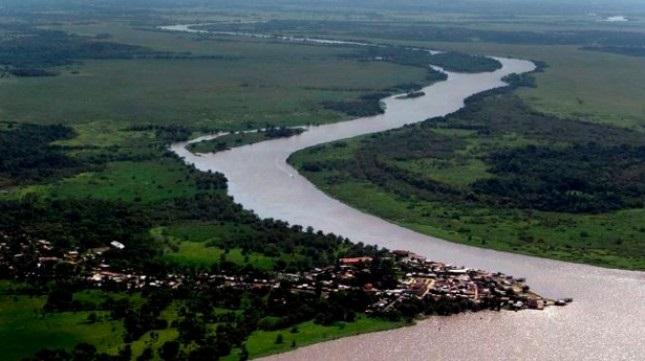 Ammiraglio Giuseppe De Giorgi - Il nuovo Canale del Nicaragua