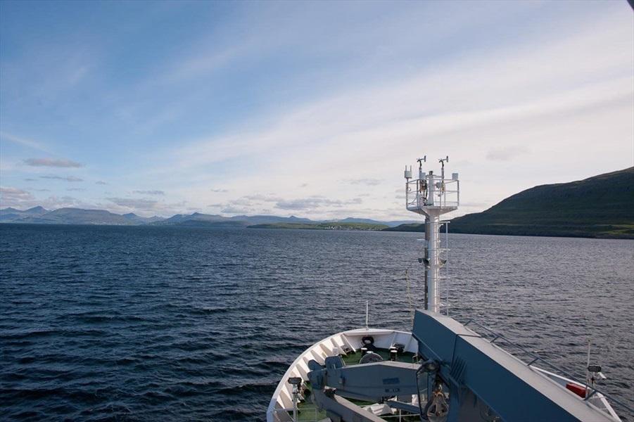 Ammiraglio Giuseppe De Giorgi - Ricerca Marina in Artico
