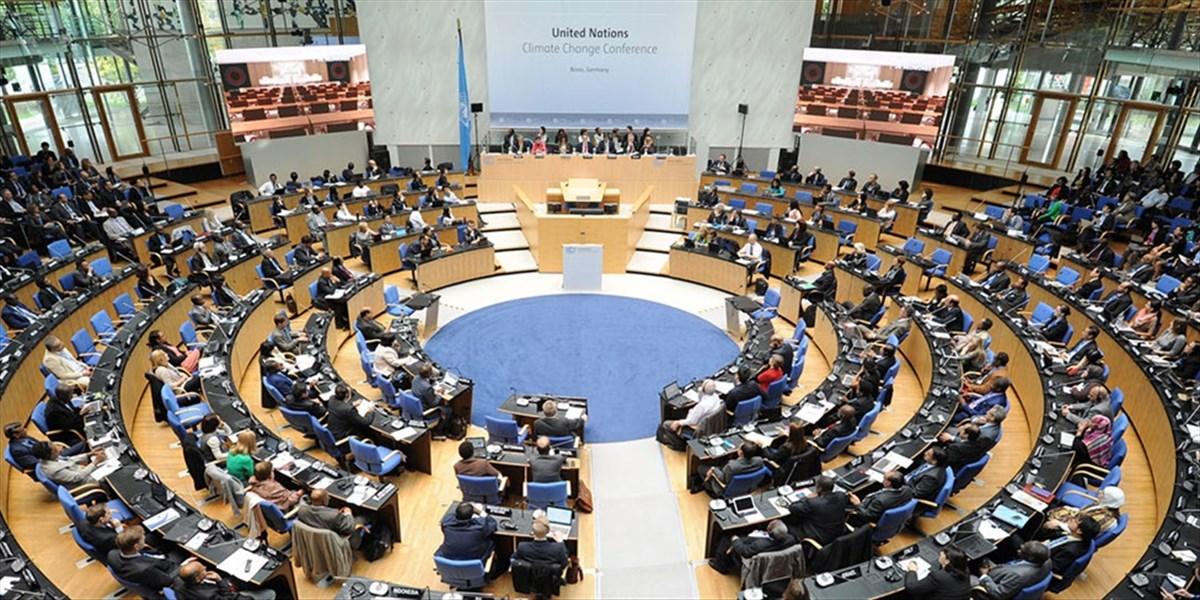 Ammiraglio Giuseppe De Giorgi - Bonn - Conferenza Onu sul clima