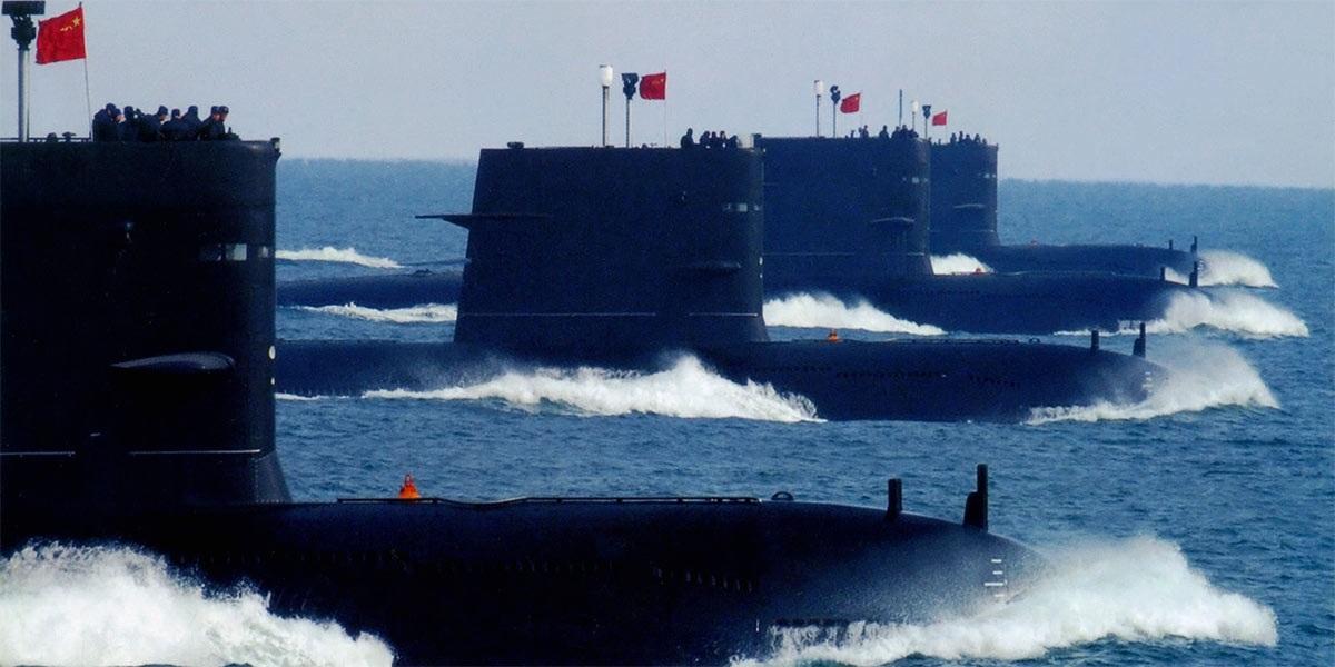 L'ascesa militare cinese: da gigante terrestre a potenza del mare. - Ammiraglio De Giorgi