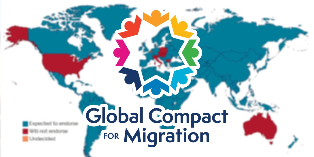 Global Compact for Migration: l���Italia, per ora, se ne dice fuori.
