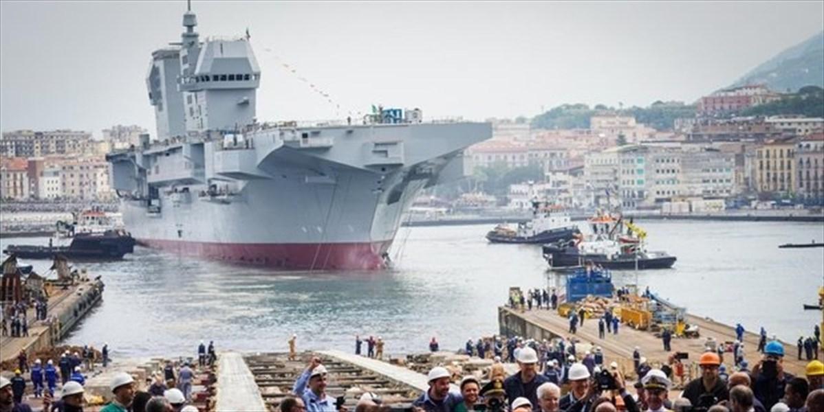 Ammiraglio Giuseppe De Giorgi - Varo Nave Trieste: soddisfazione, orgoglio e gratitudine