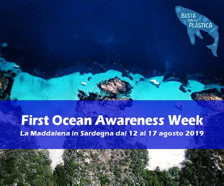 Ammiraglio Giuseppe De Giorgi - First Ocean Awareness Week