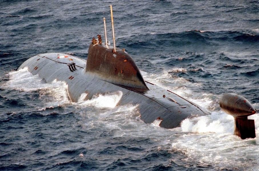 Ammiraglio Giuseppe De Giorgi - Sull���incidente nucleare in Russia, i pi�� preoccupati sono gli Americani