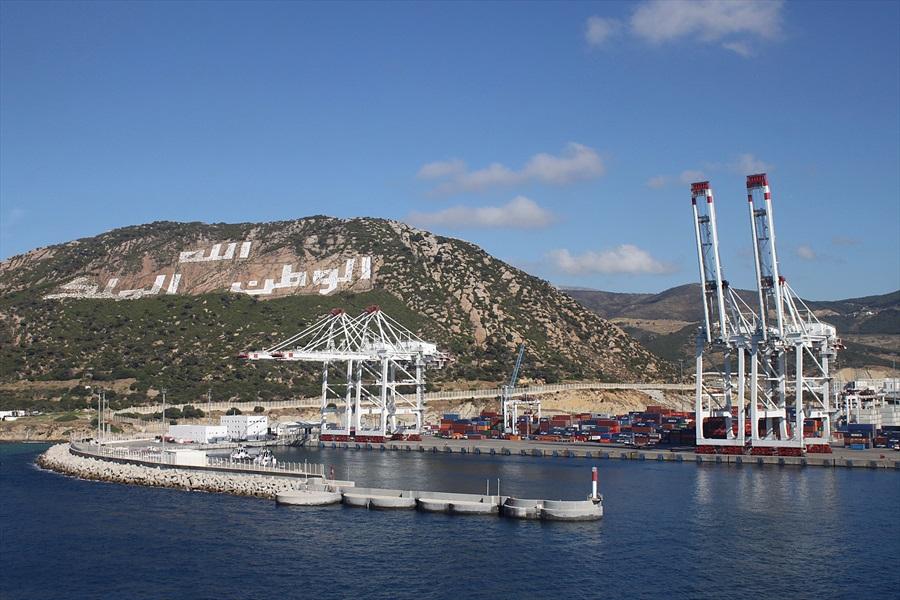 Ammiraglio Giuseppe De Giorgi - Tangeri Med: il porto piu' grande del Mediterraneo e' marocchino