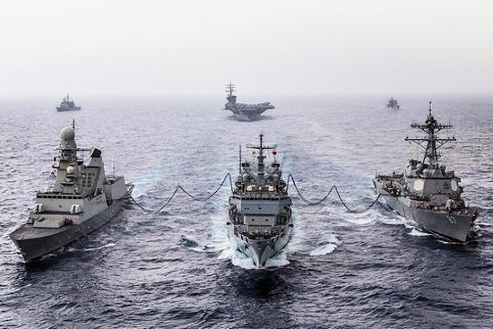 Ammiraglio Giuseppe De Giorgi - La Marina Militare deve riprendere il suo ruolo di guida dell'innovazione nel settore marittimo anche per l'ambiente