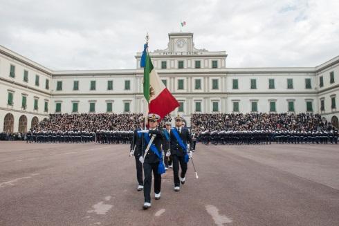 Ammiraglio Giuseppe De Giorgi - Parte il nuovo Anno Accademico degli Istituti di Formazione della Marina Militare... buon vento!