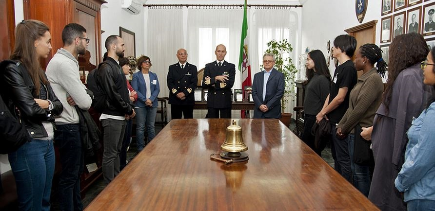 Marina Militare e Universit�� di Genova insieme per la prima laurea magistrale in Hydrography And Oceanography