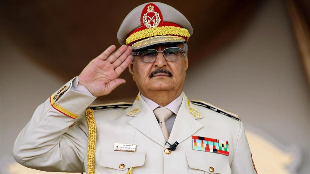 Ammiraglio Giuseppe De Giorgi - Caos Libia e Nuovo Covid-19