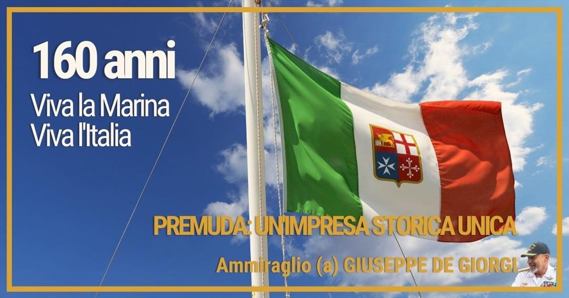 Ammiraglio Giuseppe De Giorgi - Premuda: un���impresa storica unica